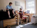 Студенческие кампусы, общежития в США
