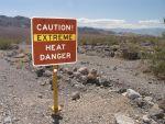 Долина смерти в США – величественная пустыня