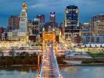 Цинциннати, США – один из самых старых городов США