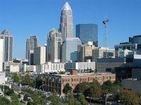 Шарлотт, Северная Каролина или Город Королевы