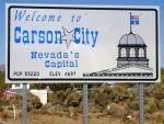 Город Карсон-Сити, Невада, США