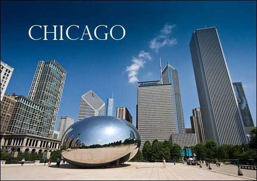 Чикаго фото