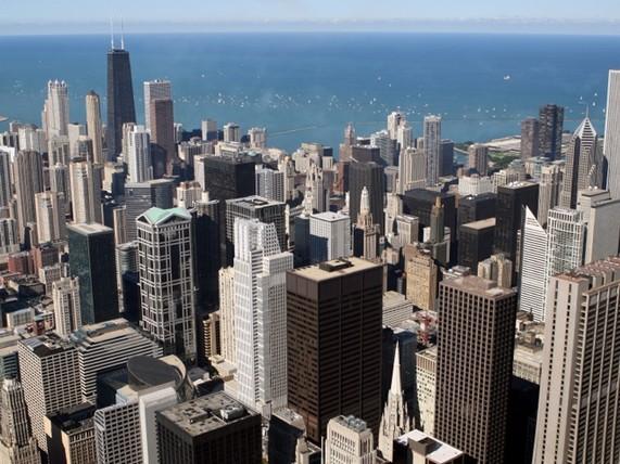 фотографии Города Чикаго США