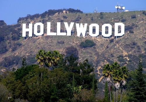 Голливуд, Америка, США фото