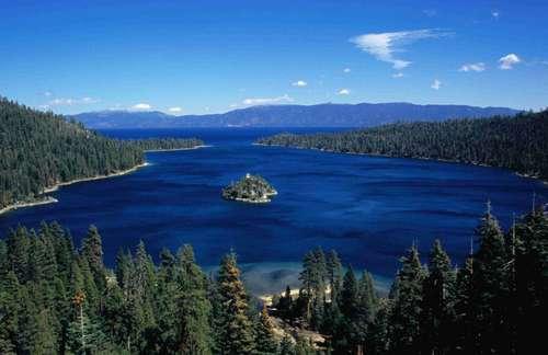озеро Тахо фото