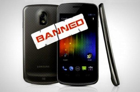 фото смартфон Galaxy Nexus