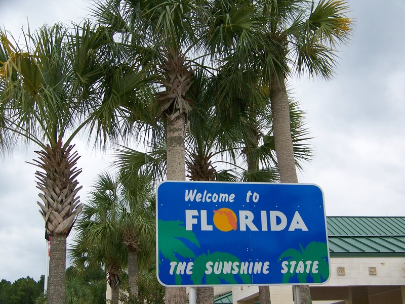 Добро пожаловать во Флориду!