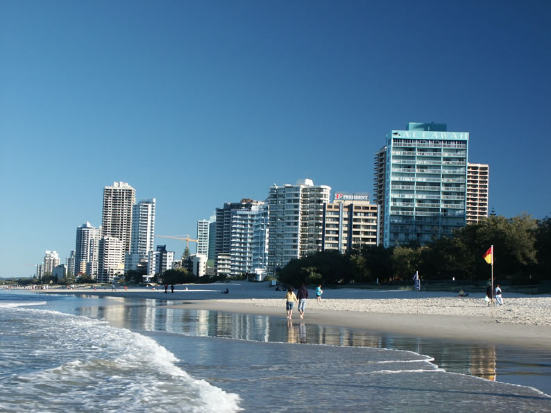 Австралия, серфинг