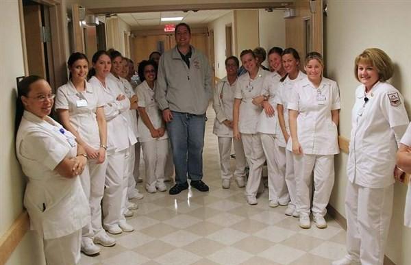 русские медсёстры на работе фото